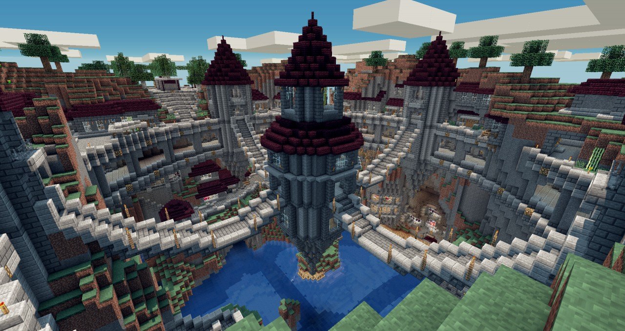 Unbelievable Minecraft Builds