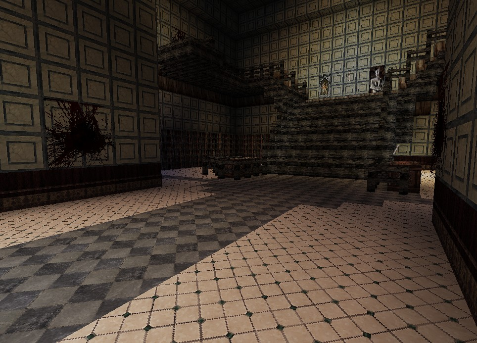 Resident Evil X64 1 2 5 Minecraft Texture Pack