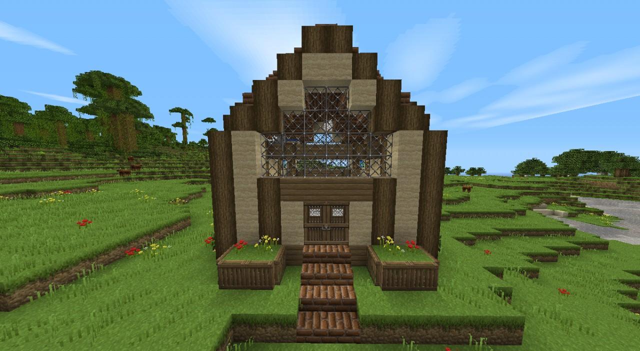 Classic Lodge Minecraft Map