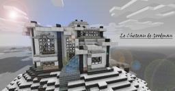 Le Chateau de Goodman Minecraft Map & Project