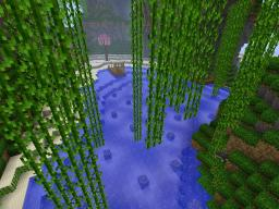 Its a late contest island Minecraft Map & Project