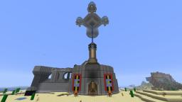 Admin Server Tower Minecraft Map & Project