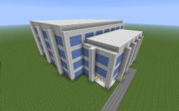 Sports City Minecraft Map & Project