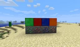 Ores and more! Minecraft Texture Pack