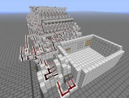 Extremely Secure Code Lock Minecraft