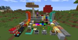 ☆☆D1RTY CRAFT v.1.2 [1.2.5]☆☆ 24x24 Minecraft Texture Pack