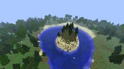 Survival Island v1 [First terrain & Survival Map] Minecraft Map & Project