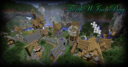 ForthWind Bay Minecraft Map & Project