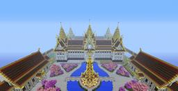 The Forgotten Palace Minecraft Map & Project