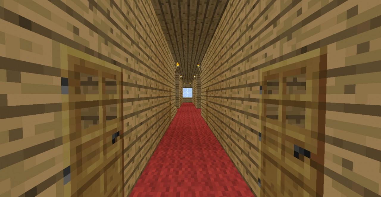Massive Hotel Proper Interior Minecraft Project