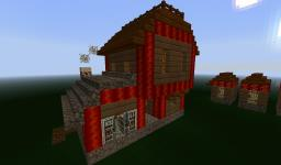 Ender Village Buildings Release 1 (Texture Pack Included)