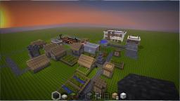 City Around The City! Minecraft Project