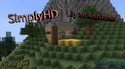 SimplyHD [1.4.7] [x32] Minecraft Texture Pack