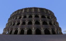 The Colosseum 1:1 Minecraft Map & Project