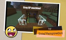 Crazy XP machine! Minecraft Map & Project