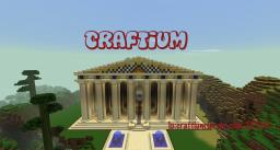 CRAFTIUM [1.4.7] | Amazing Survival, Economy, Mob Arena Minecraft Server