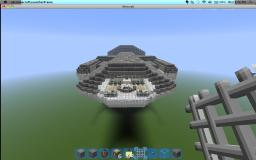 spacecraft Minecraft Map & Project