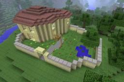 Mansion (Movie) Minecraft Blog Post