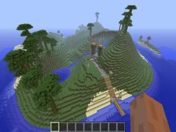 Tiki Island [Custom Terrain][Cinematic] Minecraft