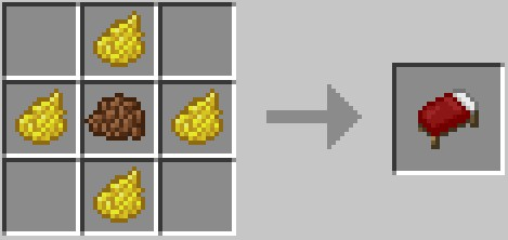 How to craft with dye in mods minecraft blog for How do you build a blog