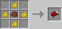 How to Craft With dye in mods Minecraft