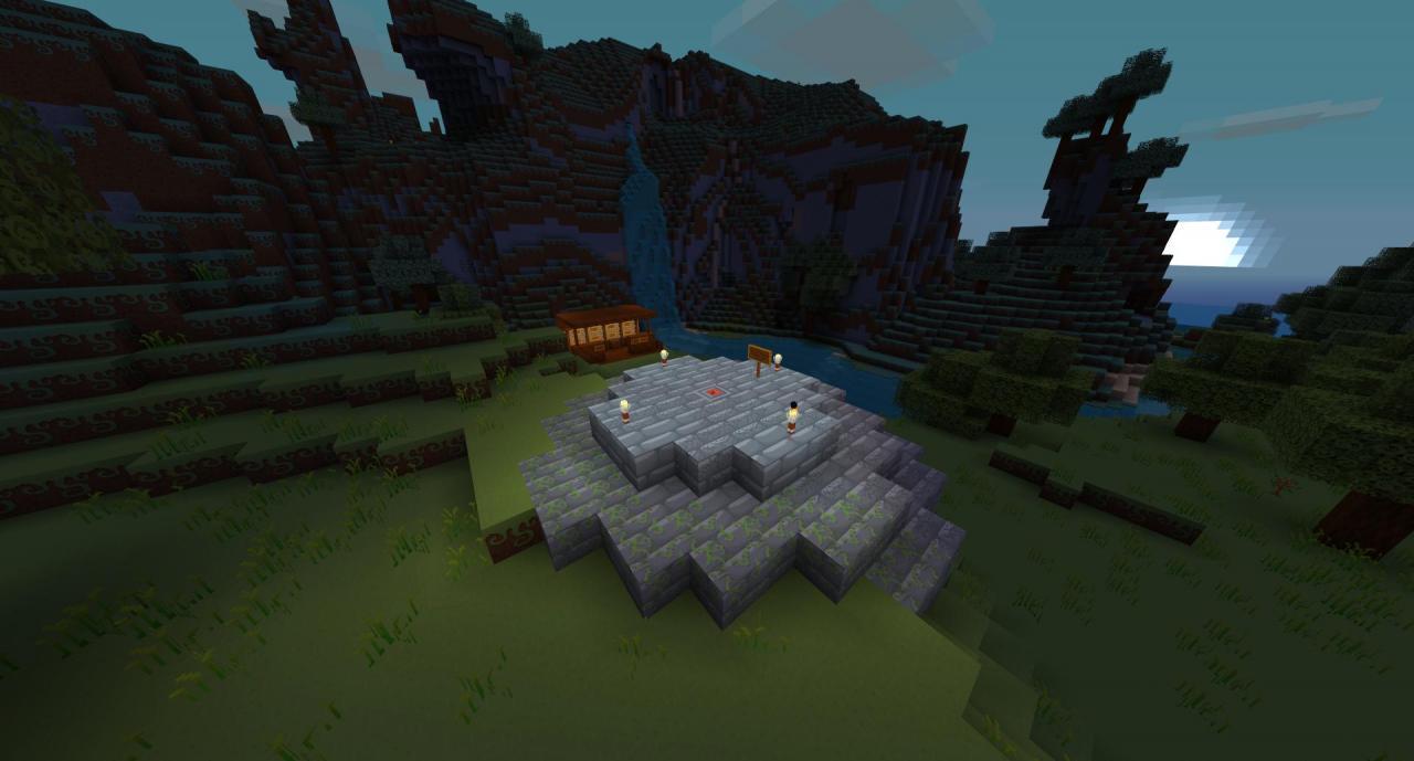 Dynmap server mod for minecraft