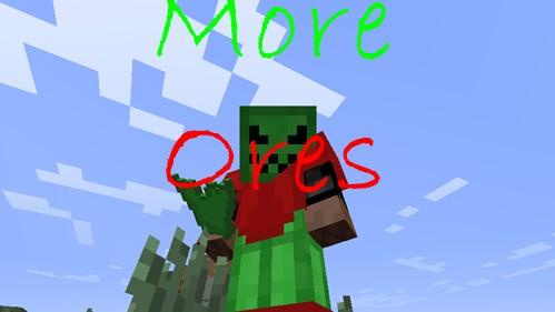 MoreOres Mod!