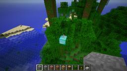 Random Biome + Random Diamond Trees Minecraft Mod