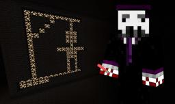 Playable Hangman in Minecraft v.1.0 Minecraft Project