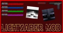 Lightsaber Mod Client 1.2.5 Minecraft Mod