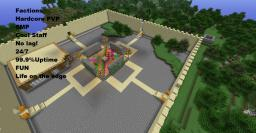 GameSpawnPVP-SMP || Pure PVP and SMP || Hardcore || Fun || Cool staff! || Freedom || Live Life on the Edge|| Factions Minecraft