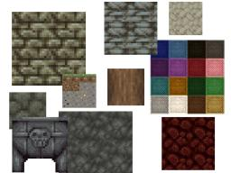 Useful tips when making a texture pack