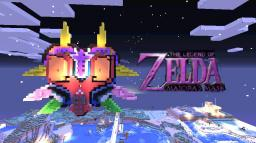 Zelda Majora's Mask Minecraft Project