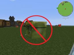 No Slimes in Superflat for 1.5.2 Minecraft Mod