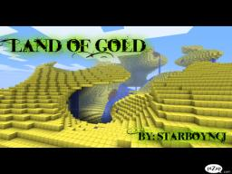 Land Of Gold Minecraft Map & Project
