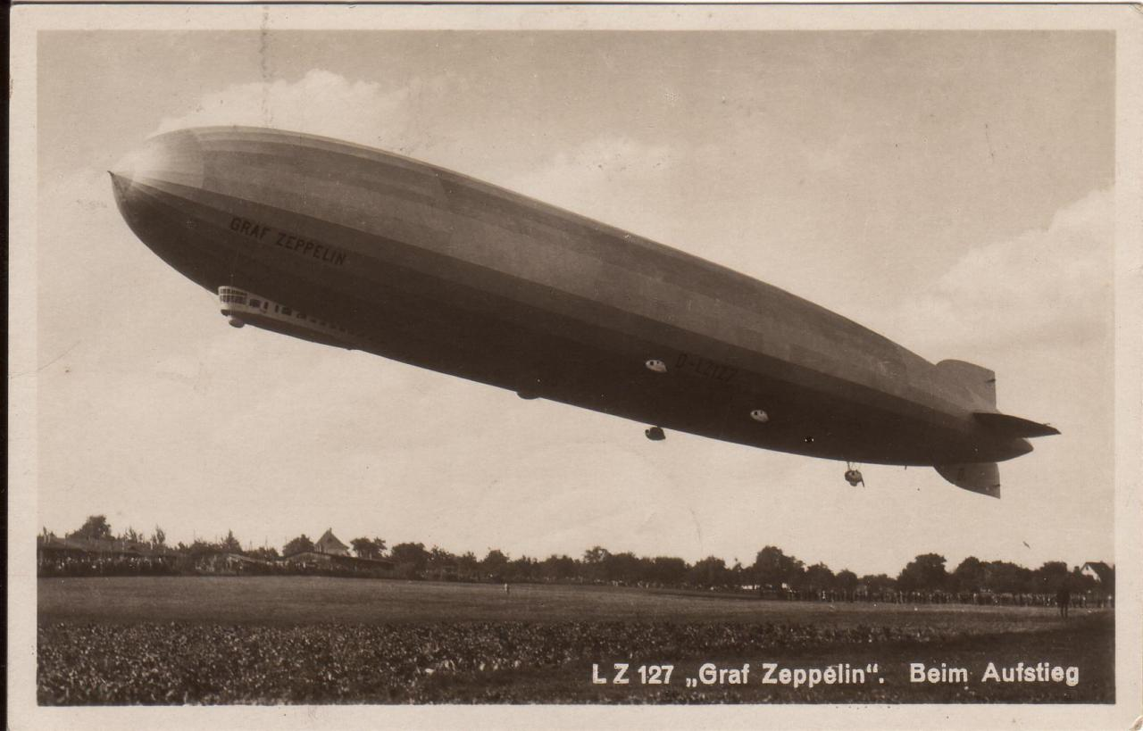 The Real Graf Zeppelin
