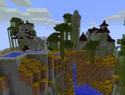 [adventure map] City of Gods Minecraft Map & Project