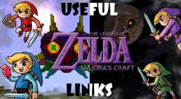 Majora's Craft Creator's Useful Links Minecraft Blog Post