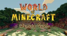 WOW - Warsong Gulch - Capture the Cow Minecraft Map & Project