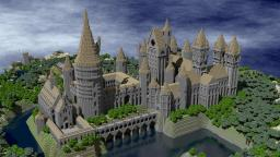 Hogwarts School Of Witchcraft and Wizardry Minecraft