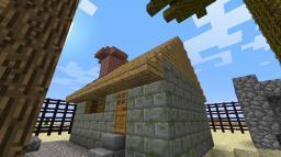 Desert Village Minecraft Project