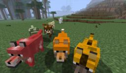 [1.7.10-1.7.2] [Forge] More Wolves Mod - A wolf for every biome! [New wolf 17-7-2013] [Auto Installer!!!] Minecraft Mod