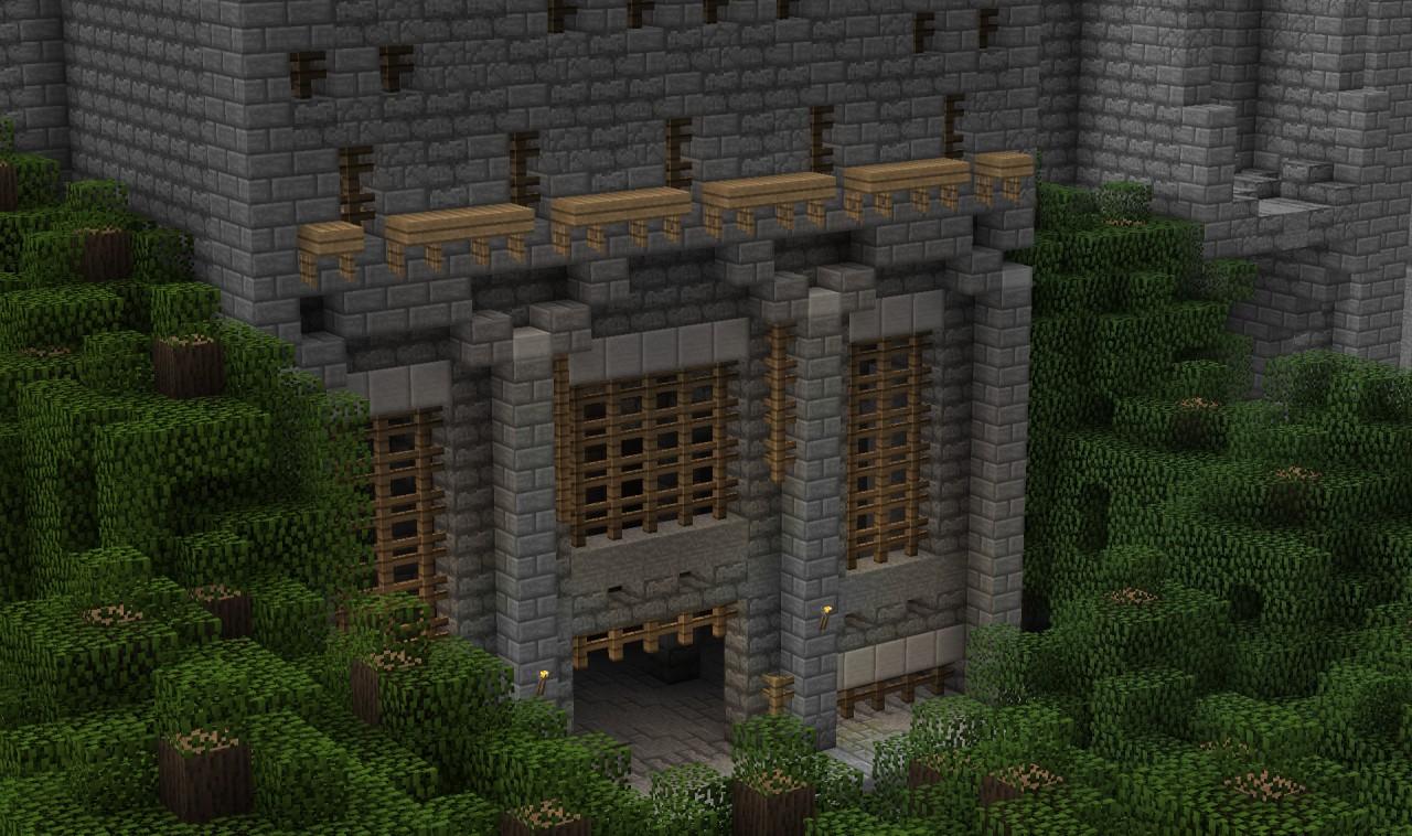 Do you dare venture through the gates?