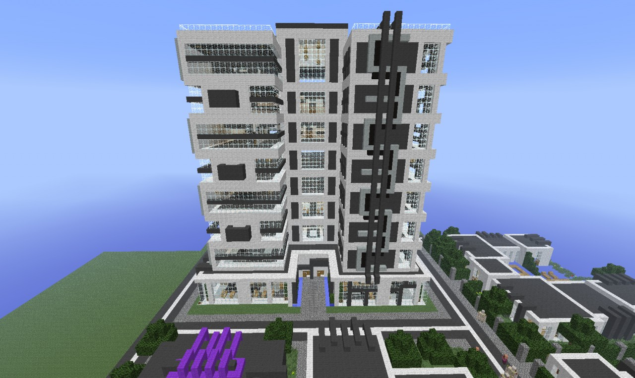 Minecraft Modern Building Guide