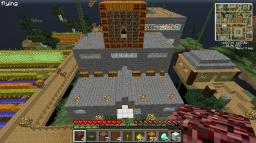 Small New Rome Manor Minecraft Map & Project