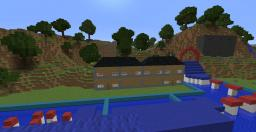 wipeout house Minecraft Map & Project