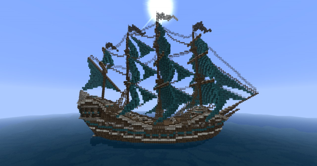 2012-04-03 001609 1871806 jpgPirate Ship Minecraft Design