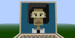 FVDisco Pixel art Minecraft Project