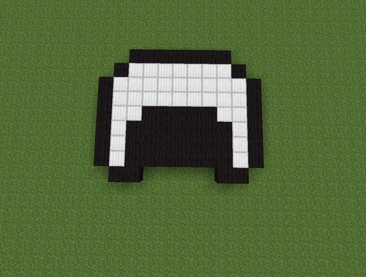 Iron, Gold, And Diamond Helmet Minecraft Project
