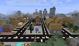 The Modern Detailed Minecraft City Replica. (no mods required) Minecraft Map & Project